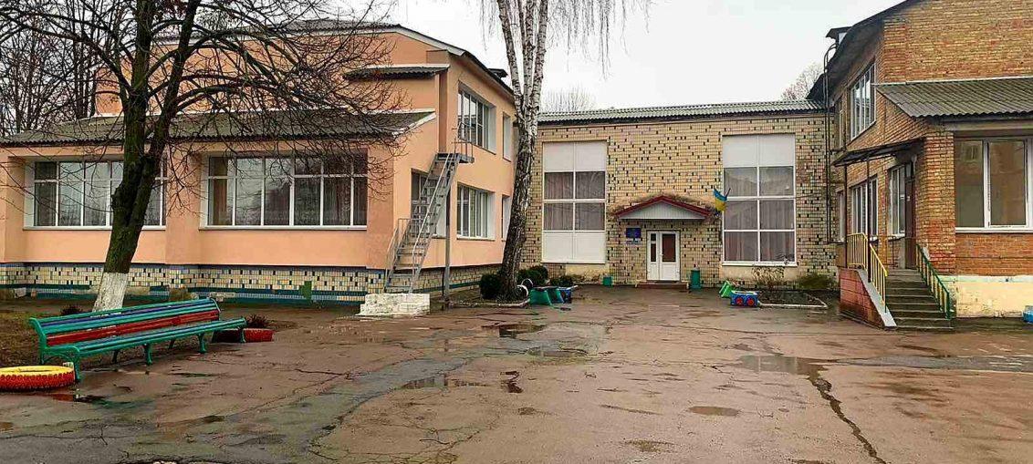 Дошкільний навчальний заклад ясла-садок Світлячок