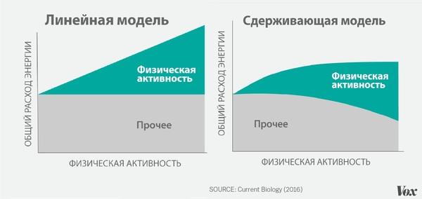 Моделі витрати енергії