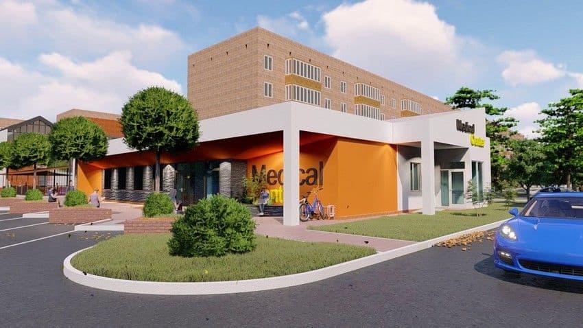 Медичні Заклади міста Борисполя