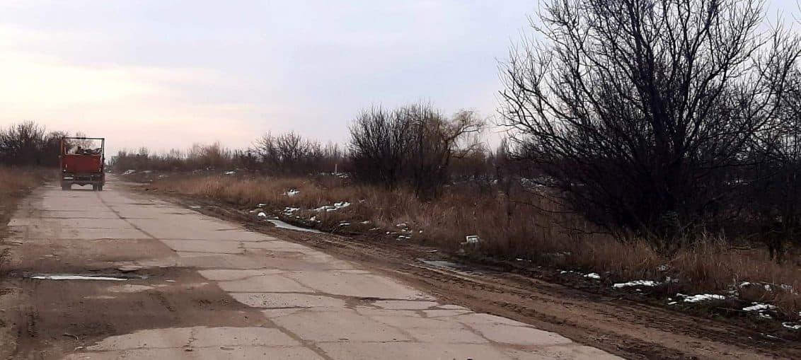Сміття в місті Бориспіль