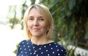 Заступник начальника управління освіти і науки Шабан Катерина Степанівна