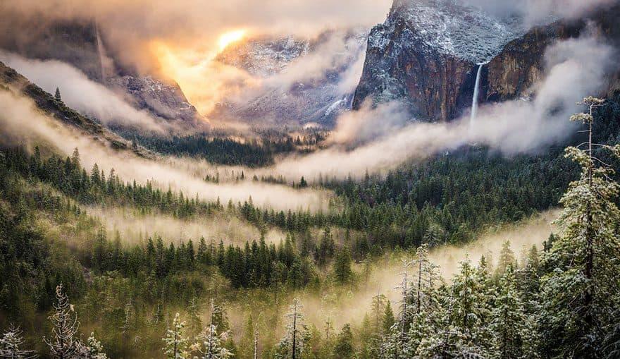 Долина Йосеміті, США