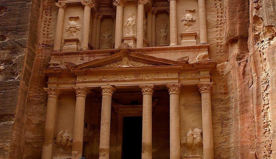 Стародавнє місто Петра, Йорданія