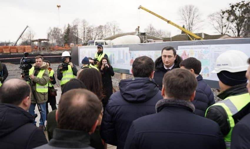 Соціальна Інфраструктура Київщини