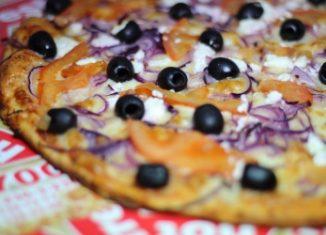 Афінська піца