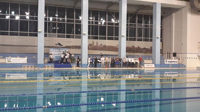 Чемпіонат України з плавання: всі результати серед молоді та юніорів
