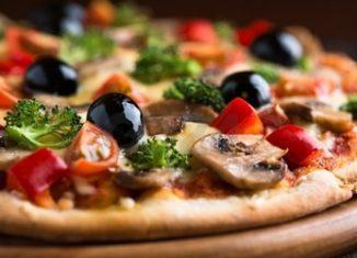 Вегетеріанська піца Бориспіль