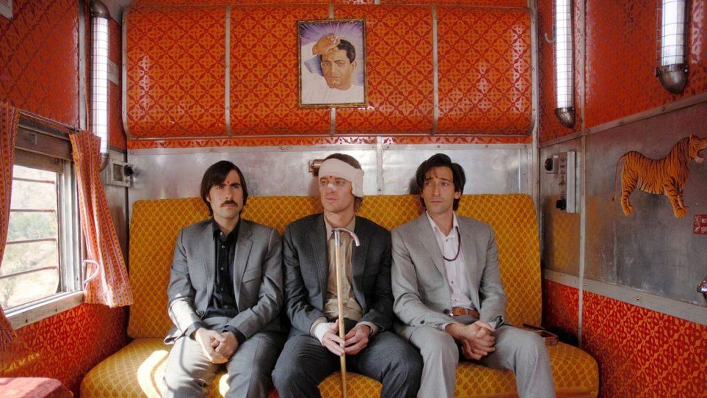 Поезд на Дарджилинг. Отчаянные путешественники