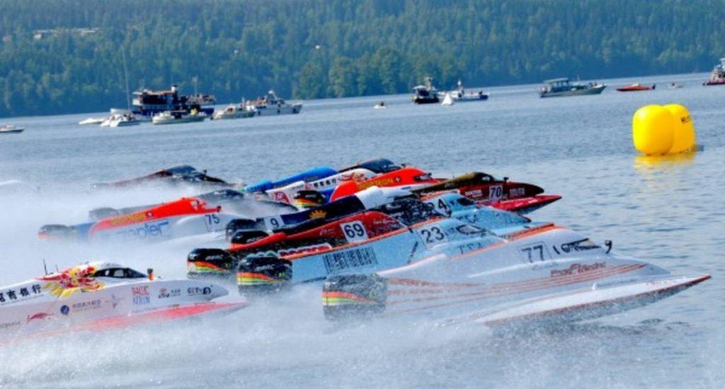 «Формула-1» на Київському морі