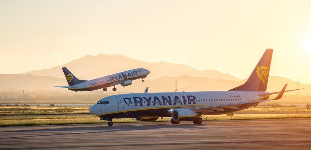 Ryanair и Swiss