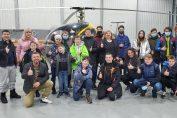 Подяка ПрАТ «Рамзай» за чудову екскурсію на заводі з виготовлення гелікоптерів в с. Гора
