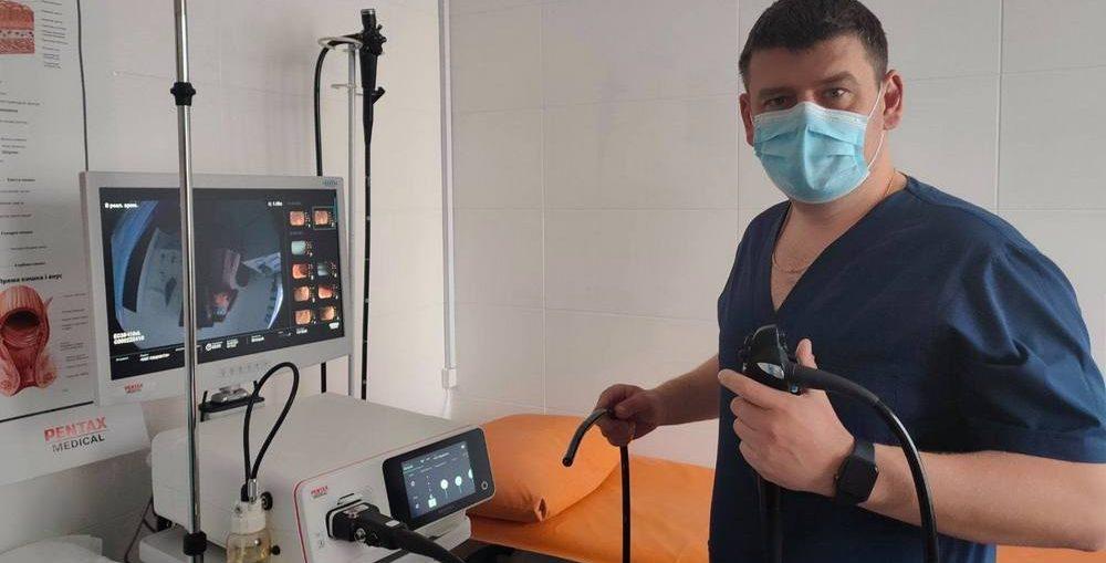 Колоноскопія в місті Бориспіль