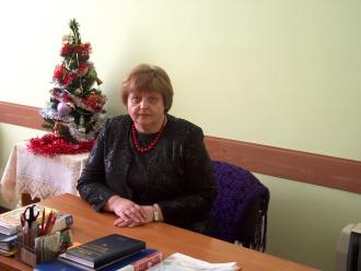 Панчук Лідія Василівна