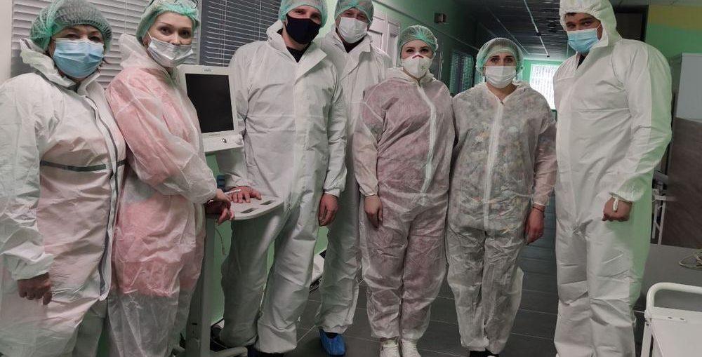 КНП Бориспільська багатопрофільна лікарня
