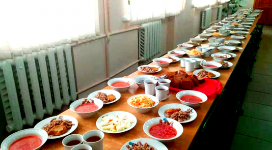 Харчування у закладах освіти